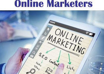 8 Essential Tools For Online Marketers