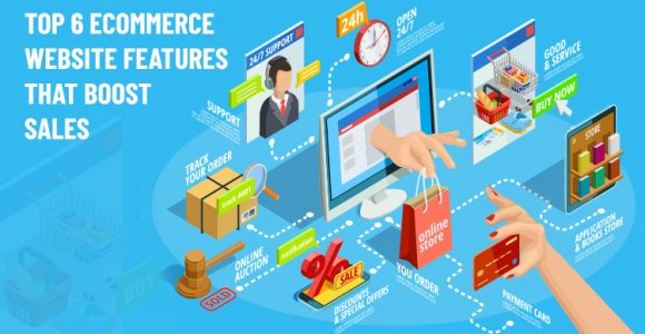 Magnificent Ecommerce Website Features that Propel Sales Like No Other