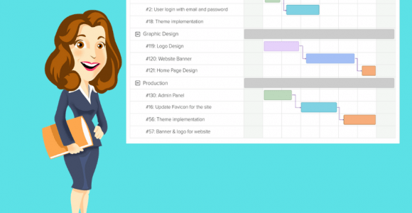 Gantt Chart – How it Works in Project Management