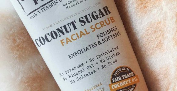 Palmer's Coconut Sugar Facial Scrub – Review