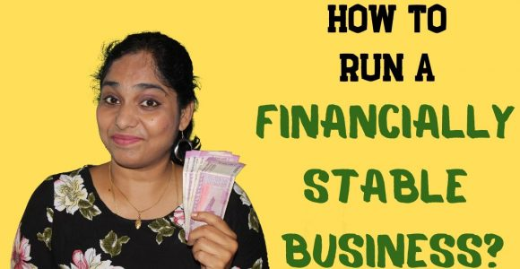 How to maintain financial stability of your business as an entrepreneur?