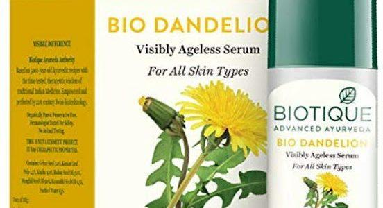 Biotique-dandelion-ageless