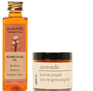 Kumkumadi oil review