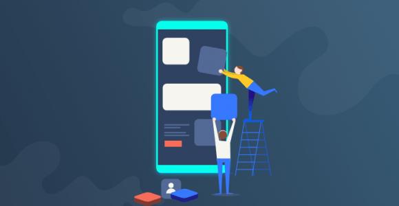 Low-code Development Platforms: Build an app through Graphical User Interfaces