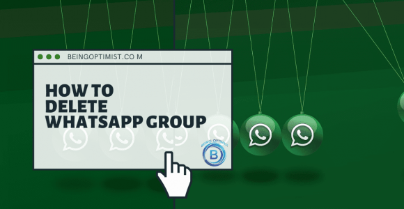 6 Quick Steps: How To Delete WhatsApp group Permanently6 Quick Steps: How To Delete WhatsApp group Permanently