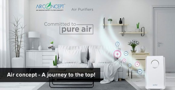Air concept – A journey to the top!