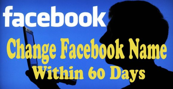 How to Change my Facebook Profile Name Before 60 Days Limit (2 METHODS) – neoAdviser