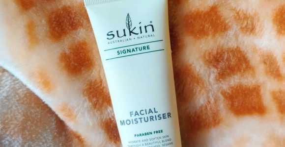 Sukin Facial Moisturiser Review
