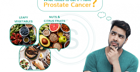 What should I eat if I have Prostate Cancer? | Prostate Cancer