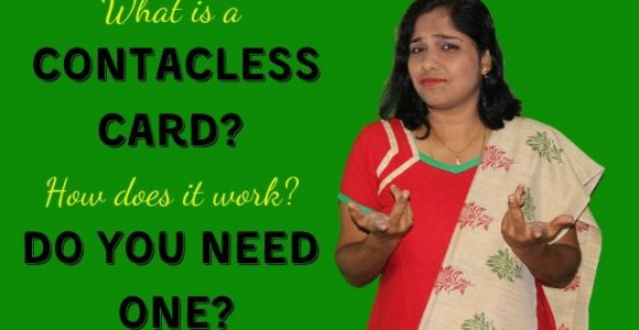 What is a Contactless card? Features and Benefits in India