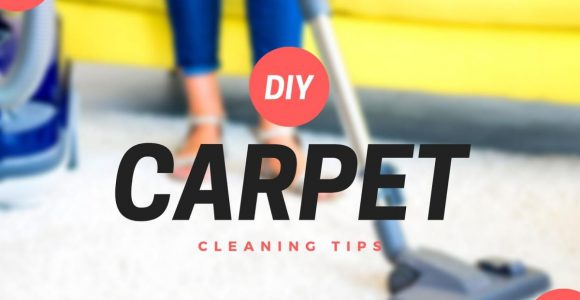 9 Simple DIY Tips to Clean Your Carpet on Budget