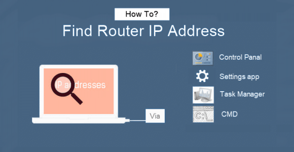 Find Router IP Address using Windows, Mac, Linux & Android – 192.168.0.1