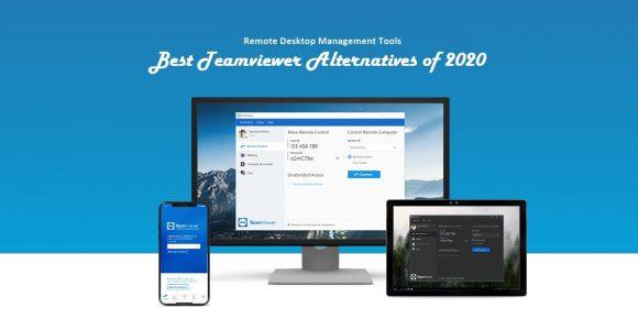 Teamviewer Alternatives in 2020: 10 Best Remote Desktop Software – Techorhow