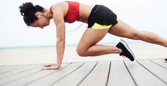 5 types of workout to do at home