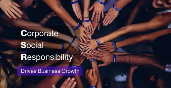 How Corporate Social Responsibility Drives Business Growth