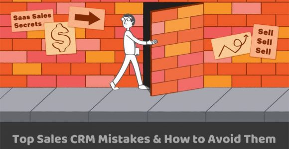 Top Sales Dynamics CRM mistakes and How to Avoid Them
