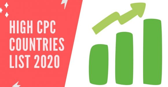 High CPC Country List For Adsense 2020 Review