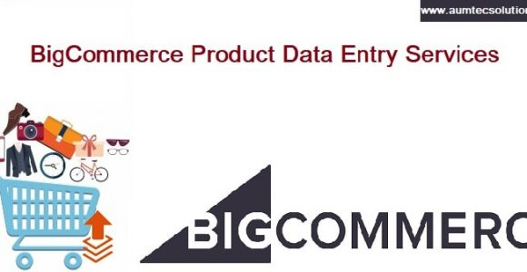 BigCommerce Product Upload Services