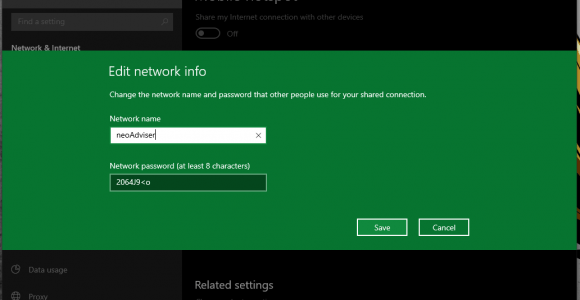 How to Turn Your Windows 10 PC into a WiFi Hotspot – neoAdviser