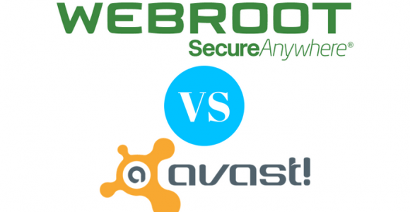 Webroot vs Avast, which one is better for a home use