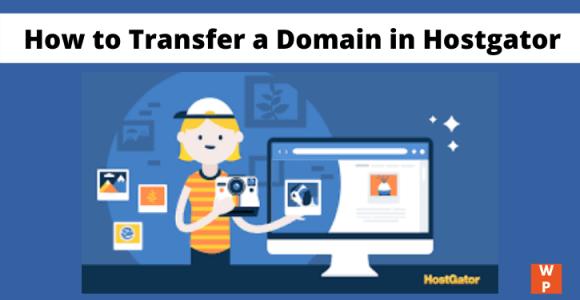 Hostgator Domain Transfer | Easy Steps to Transfer Your Domain