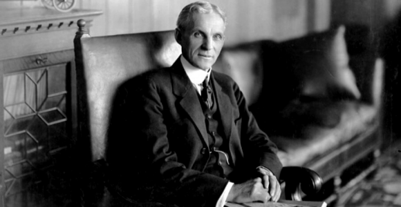 49 Powerful Henry Ford Quotes About Money, Business, and Teamwork