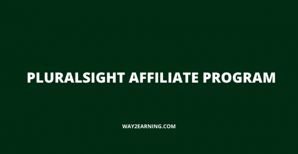 Pluralsight Affiliate Program Review : Recommend And Earn