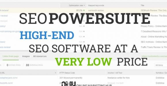 SEO Powersuite Review: Premium Affordable Software