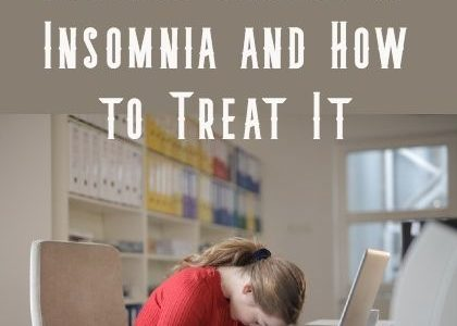 Common Causes of Insomnia and How to Treat It