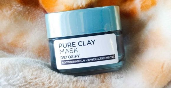 L'Oreal Pure Clay Mask Detoxify Black Review