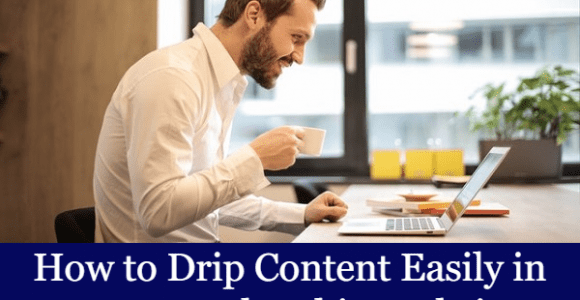 How to Enable Content Dripping in WordPress