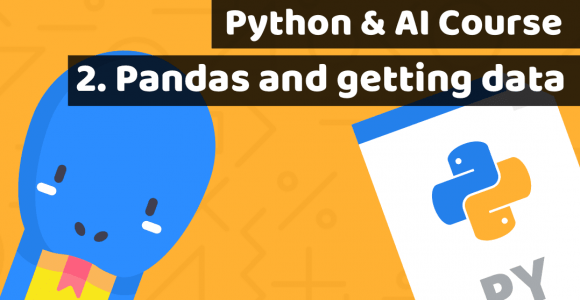 Python course Lesson 2: How to use pandas and get financial data
