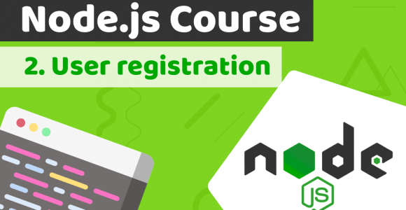 Node.js course with building a fintech banking app – Lesson 2: User registration – Duomly Blog – Programming courses online