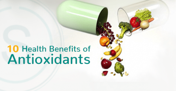 10 Health Benefits of Antioxidants | SMILES BANGALORE