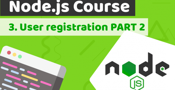 Node.js course with building a fintech banking app – Lesson 3: User registration PART 2 – Duomly Blog – Programming courses online