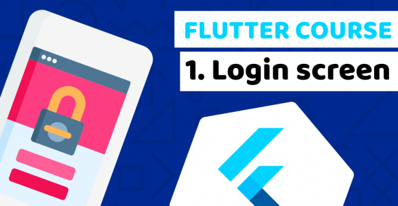 Flutter Course, building a fintech mobile app – Lesson 1: Login form – Duomly Blog – Programming courses online