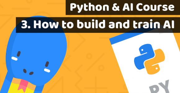 Python course with building fintech AI Lesson 3: How to train AI