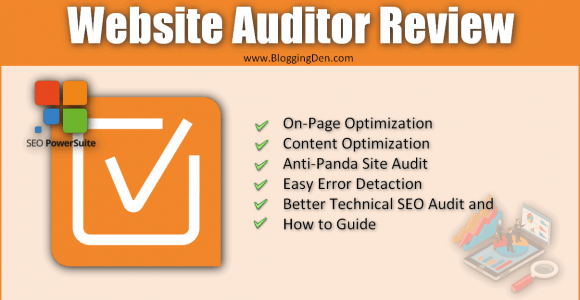 Website Auditor Review: Best Solution for On-Page and Technical SEO