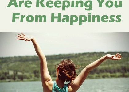 5 Things That Are Keeping You From Happiness