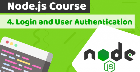 Node.js Course With Building a Fintech Banking App – Lesson 4: Login and User Authentication
