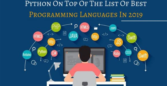 Python on top of the list of best programming languages in 2019