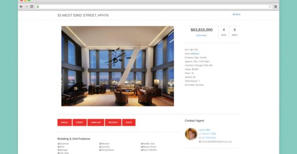Real Estate Website Development from A to Z: Features, Costs, and Challenges to Overcome