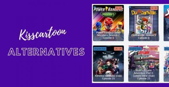 20+ Kisscartoon Alternatives: Watch Cartoons Online in HD for Free