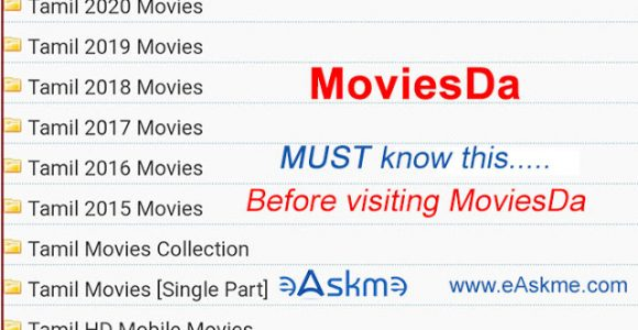 What is Moviesda: Everything that You Must Know About it