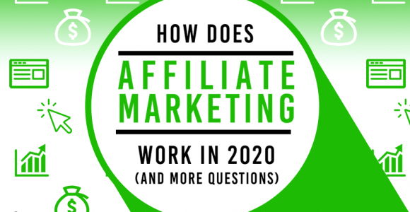 How Affiliate Marketing Works in 2020 (and More Questions!)