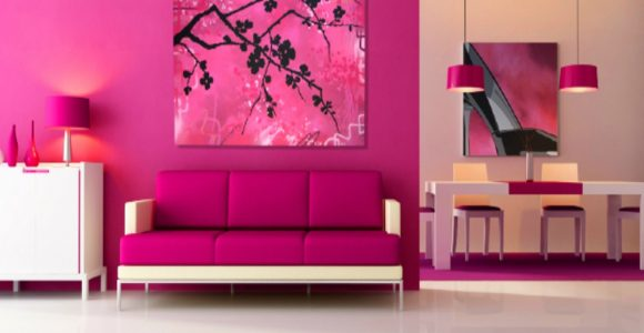 5 awesome ways to successfully incorporate pink into your home interior