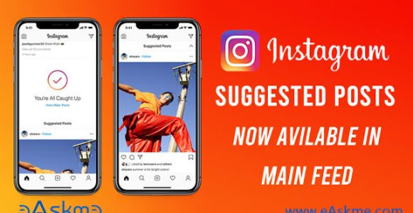 #Instagram #Suggested #Posts is Now Available in the Main Feed