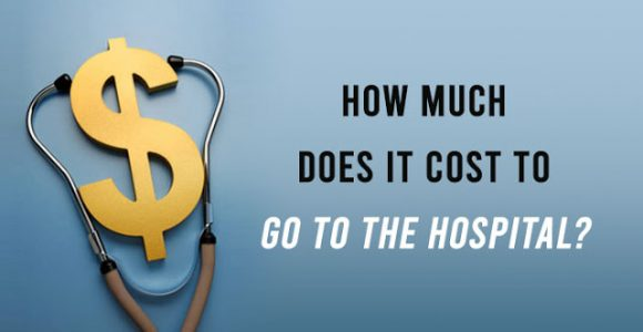 How Much Does It #Cost to Go to the #Hospital?