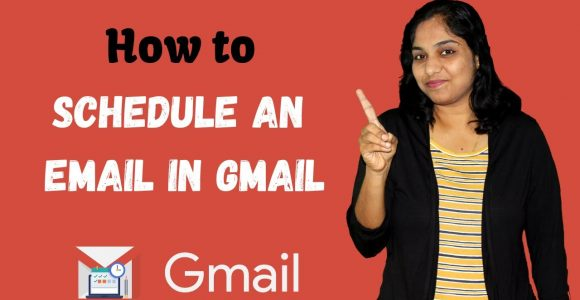 How to schedule an email in Gmail in Tamil | Send a scheduled mail in Gmail | Gmail tips in Tamil