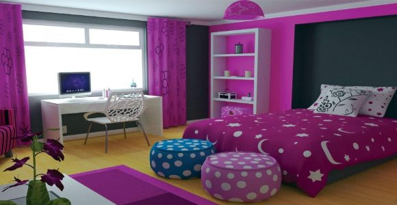 How to properly design a teenager's bedroom